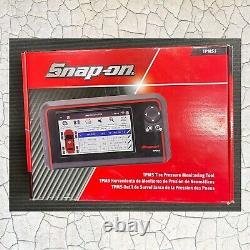 Nouveau Système De Surveillance De La Pression Sur Pneus #tpms5 Paquet Snapon D'origine