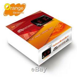 Orange P429 Tpms Oto Sans Fil Auto-locate Système De Surveillance De La Pression Des Pneus 74 Psi