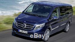 Pression D'origine Mercedes V-class Wdf447 Des Pneus Moniteur Du Capteur Set X 4