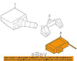 Saturn Astra Gm Oem 08-09 Tire-control Surveillance Exercer Des Pressions Module 13129153