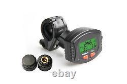 Surveillance Sans Fil De La Pression Des Pneus Tpms System Capteurs Externes X 2 Cycle Moteur