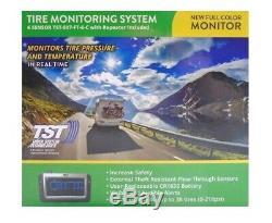 Système De Surveillance De La Pression Des Pneus (tst) Tst-507-ft-6 Emballage D'
