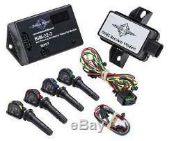 Système De Surveillance Pression Des Pneus (tpms) Pour Dakota Digital Hdx Bim-22-2