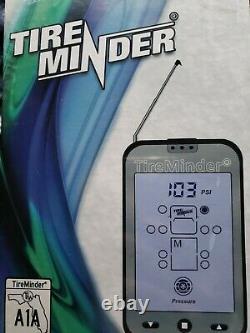 Tire Minder Research Tm-a1a-6 Tpms Système De Surveillance De La Pression Des Pneus S'étend À 20
