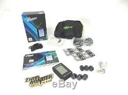 Tire-minder Tm66 M6 Système De Surveillance De La Pression Des Pneus Rv 6 Kit Émetteur Mint