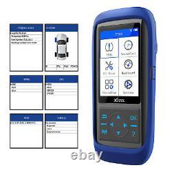 Tp150 Système De Surveillance De La Pression Des Pneus Obd2 Tpms Scanner Avec Capteur Mhz 315&433