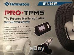 Tpms 4 Capteurs Internes Des Pneus Système De Surveillance De La Pression