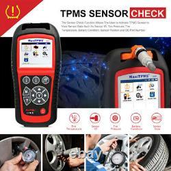 Tpms Outil De Pneu Autel Surveillance De La Pression Programmation Réinitialiser Obd2 Maxitpms Ts601
