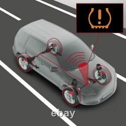 Véritable Système De Moniteur De Pression Des Pneus Toyota 42607f4020vk