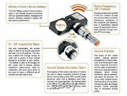 -tpms Pneus Système De Surveillance De La Pression De Voiture Caravane 4 Pneus Interne Capteurs 12v24v